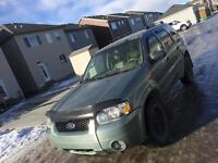 2006 Ford Escape/ Limited 4x4