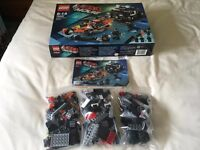 LEGO 70808 Super Cycle Chase Set (Used) - Collect Only