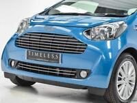 Aston Martin Cygnet 1.3 (blue) 2011-05-16