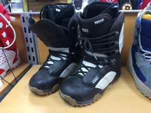 Bottes de snowboard VANS BFB gr:9    ***excellente condition***  (P017520)