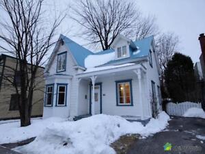 639 000$ - Maison 2 étages à vendre à Ahuntsic / Cartierville