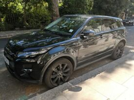 Land Rover Range Rover Evoque 2.2 SD4 Dynamic Lux AWD 5dr