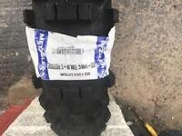 Ktm exc mce six days Extreme rear tyre