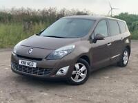 Renault Scenic Dynamique TTDCiSA 7 Seater Automatic