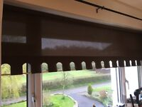 Three Roller Blinds