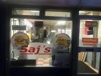 Fish and Chips takeaway shop lease for sale