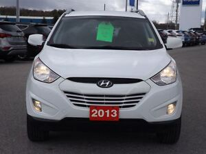 2013 Hyundai Tucson GLS   WELL EQUIPPED   ALLOYS   HEATED SEATS  Stratford Kitchener Area image 18