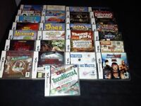 29 ds games £2.50