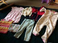 Girls 12-18 clothes bundle