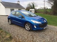 Peugeot 308 1.6HDI Sport For Sale