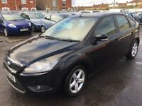 Ford Focus 1.6 Zetec 5dr 2008 (08 reg),hatchback £1399