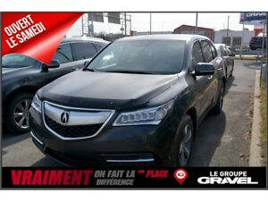 2015 Acura MDX SH-AWD   7 PLACES  TOIT  CUIR  CAMERA RECUL