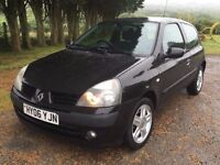 Renault Clio 1.5 DCI *DIESEL* Sport Extreme *£30 Annual tax*