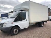 Self Drive Van Hire Van Rental In Derby