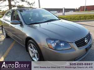 2006 Nissan Altima 3.5 S *** Certified and E-Tested *** $4,399