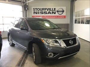 Nissan Pathfinder platinum loaded nissan certified rates from 1.