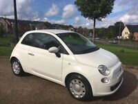 Fiat 500 1.2 Pop 3dr start/stop 2014 Only 17k Miles 12 Months MOT Good condition