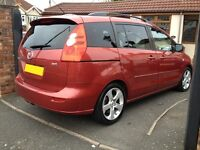 2006 MAZDA 5 SPORT 7 SEATER MPV + HIGH SPEC MODEL WITH SLIDING DOORS + LADY OWNER