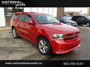 2012 Dodge Durango R/T Leather|PushStart|HeatedSeats|Navigation