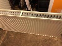 Double panel radiators type 22