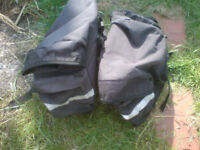 USED SET OF PANNIER BAGS