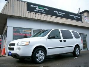 2009 Chevrolet Uplander EXTENDED CARGO, EMISSION TESTED, SHELVES