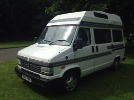 Talbot auto sleeper 4 berth non power steering petrol 101568 miles in very good condition 3 way frid
