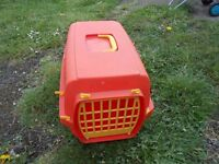Pet Carrier/ Basket - Cat Rabbit Guinea Pig Ferret