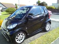 Smart, FORTWO COUPE, Coupe, 2012, Semi-Auto, 999 (cc), 2 doors