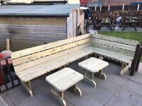 Garden furniture bespoke