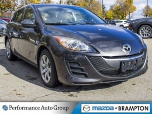 2010 Mazda MAZDA3 SPORT GX. KEYLESS ENTRY. MP3. BUCKETS. PWR STE