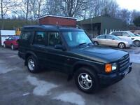 Landrover discovery 2 Automatic , 7 seater. Ready to go needs nothing £1595 ono
