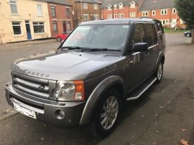 Discovery 3 TDV6 SE Auto.....'58 Plate.....Excellent Condition for Age