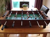 LARGE TABLETOP FOOTBALL TABLE, EXCELLENT CONDITION
