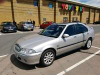 ROVER 45 1.4i 5 DR HATCH. SHOWROOM PERFECT CONDITION. ONLY 70000 MILES