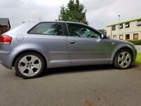 Audi A3 2.0 TDI Sport 2004 Manual Grey 3 door - full 12 months MOT - offers considered