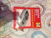 Mazda book