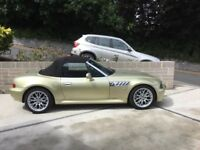 BMW Z3. Low mileage. 42300.