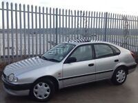 TOYOTA COROLLA 2.0D GS 5 DOORS HATCH BACK MANUAL SILVER ++ DIESEL ++ RARE TO FIND ++