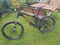 Mens 2014 Large Felt Compulsion 160mm Enduro Mountain bike **Mint Condition!**