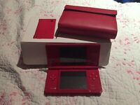 Nintendo limited edition ds red
