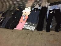 Job lot designer clothing 20 items