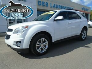 2011 Chevrolet Equinox 1LT AWD/Bluetooth