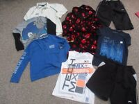 Bundle of Boys Clothes - Age 9-10 Years