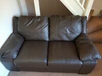 Dfs sofas like new condition.