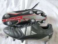 Kooga football boots size 11