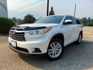 2014 Toyota Highlander CERTIFIED LE AWD