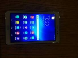 Huawei 8gb 4g android tablet no charger