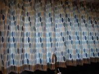 Eyelet Heading Curtains