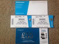 2x Take that tickets Norwich (Thursday 15th June)